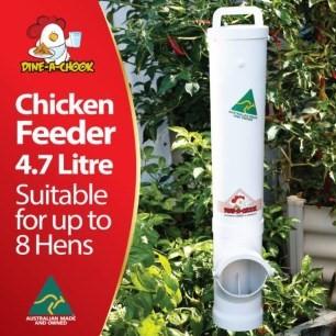Dine-a-Chook 4.7L Feeder