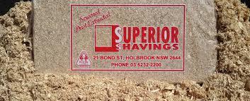 Superior Wood Shavings