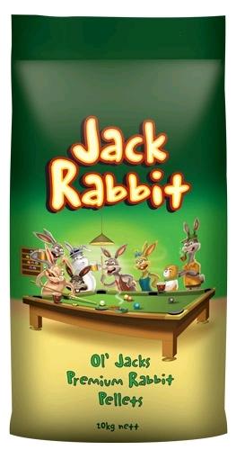Laucke Ol' Jacks Premium Rabbit Pellets 20kg